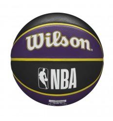 Ballon Wilson Team Tribute Los Angeles Lakers