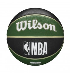 Ballon Wilson Team Tribute Milwaukee Bucks