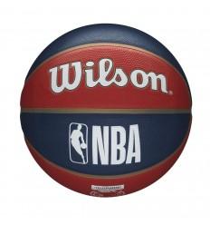 Ballon Wilson Team Tribute New Orleans Pelicans