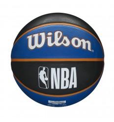 Ballon Wilson Team Tribute New York Knicks