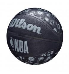 Ballon Wilson NBA All Team Black Taille 7
