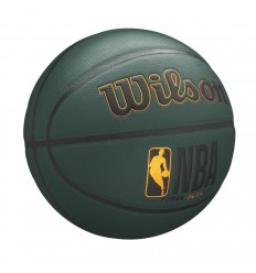 Ballon Wilson NBA Forge Plus Forest Green