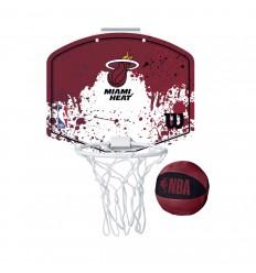 Mini Panier Wilson Miami Heat