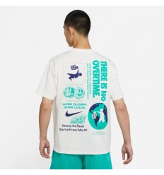 """T-Shirt Nike """"There's No Overtime"""""""