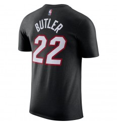 T-Shirt Nike Name and Number Jimmy Butler Icon