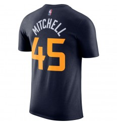T-Shirt Nike Name and Number Donovan Mitchell Icon