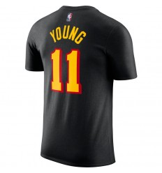 T-Shirt Jordan Name and Number Trae Young Statement