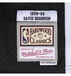 Jersey Swingman David Robinson 1998 1999 Mitchell and Ness