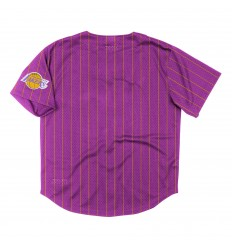 Neon World Mesh Jersey Los Angeles Lakers Mitchell and Ness