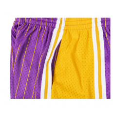 Short Neon World Los Angeles Lakers Mitchell and Ness