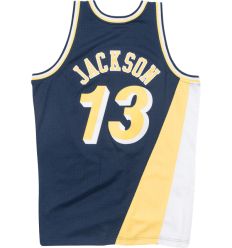 Jersey Swingman Indiana Pacers 1996 1997 Mitchell and Ness
